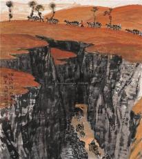 方济众字画拍卖特征000拍卖价值