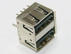 USB AF 雙層180度短體10.5 帶插腳