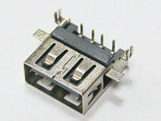 USB AF 90度前贴后插鱼叉脚 平口