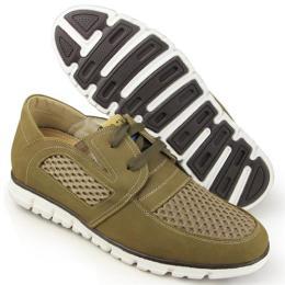 高哥内增高鞋23208男式凉鞋增高6厘米