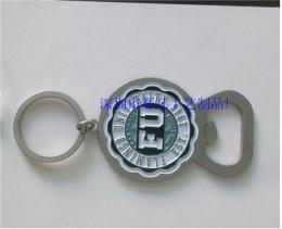 深圳金属开瓶器厂 供应徽章 钥匙扣制作