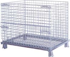 折叠式仓储笼价格按多少钱每公斤计算
