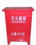 上海灭火器箱 干粉灭火器箱