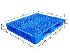 廠家直銷美國標準塑料托盤尺寸1210