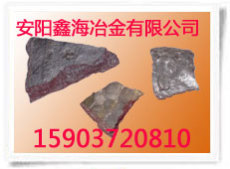 低碳锰铁 中碳锰铁 高碳锰铁