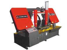G4250 双立柱带锯床