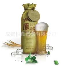 青岛原浆啤酒成都送货上门