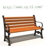 户外休闲椅 公园椅 园林长条木椅 花园椅