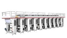 永嘉ZRAY-C系列中速七電機凹版印刷機