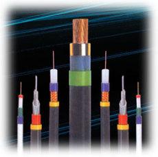 礦用同軸謝頻電纜