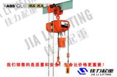 象印环链电动葫芦FAG型