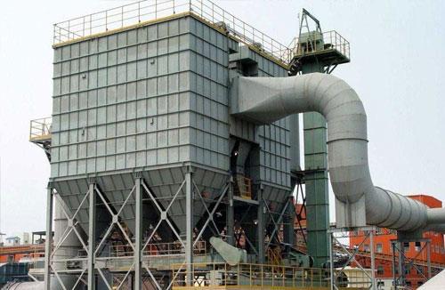 燃煤锅炉除尘器图片