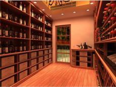 青岛哪里做酒窖做的便宜又好