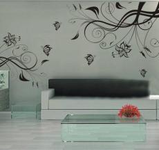 甘肅裝飾壁紙和蘭州家庭裝修壁紙裝飾