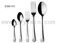 供应不锈钢餐具 不锈钢柄餐具