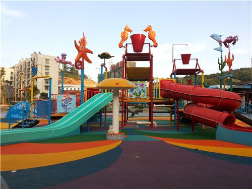 儿童乐园设备,儿童戏水设备