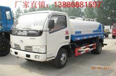 新疆5吨洒水车价格