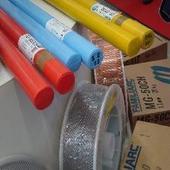 低銀的銀焊條及銀焊片焊絲