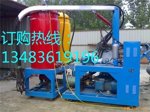 聚氨酯浇注机价格_220型聚氨酯高压浇注机_中科商务网