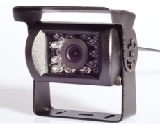 慧時通汽車行駛記錄儀搭配防水方型攝像頭