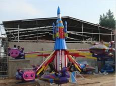 自控旋转飞机厂家 广场升降飞机游乐设备
