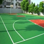 昌盛承建籃球場