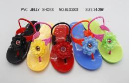 PVC水晶凉鞋 PVC水晶鞋 PVC水晶拖鞋