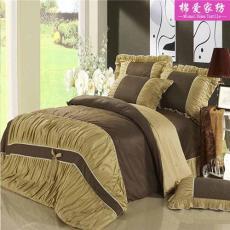 批發四件套韓版床品 床上全棉四件套套件
