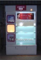 深圳化妆品展示柜订做的那里最便宜