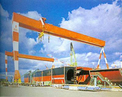 造船系列起重机 升降机 升降台图片