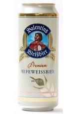 德国爱丁堡瓦伦丁听装纯小麦白啤酒