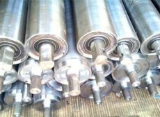 雙排齒鏈輪動力托輥 單排齒鏈輪輥子