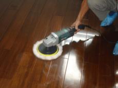 长沙专业地板打蜡