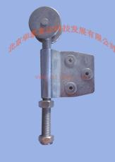 工业折叠门吊轮导轨 重型折叠门滑轮滑轨