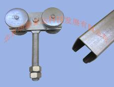 重型推拉門吊輪吊軌倉庫車間門專用吊輪
