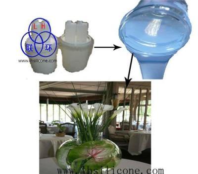 仿真插花假水 玻璃杯灌注假水胶 高透明