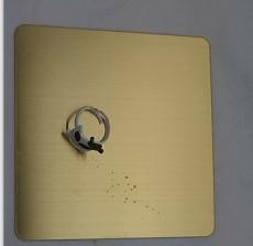 佛山不銹鋼鈦金拉絲板