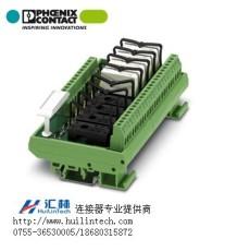 代理南京PHOENIX继电器报价-厂家直销