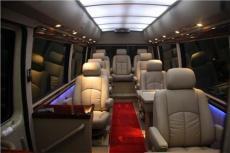 東莞企業接待中巴車內飾改裝 中巴原車座椅