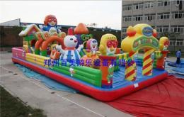 北京哪里定做儿童充气城堡价格便宜