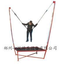 儿童钢架蹦极床价格长2米宽2米高4米跳床