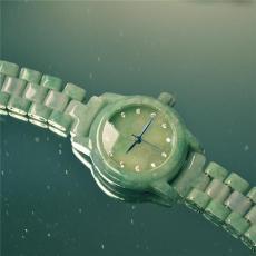 銷售惠州逸風玉石手表