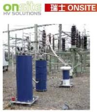 10KV電纜振蕩波局放測試系統