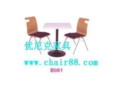 快餐桌椅订做 快餐桌椅设计图片