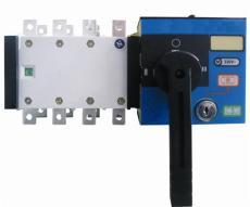 JDQ3Y-100/3P雙電源自動轉換開關