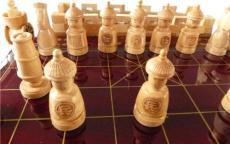 立体象棋 立体中国象棋 国华木艺