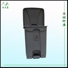 80L环保垃圾桶 环卫垃圾桶 脚踏桶 塑料桶