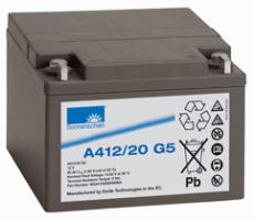 阳光蓄电池A412/20G