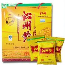 供应沁州黄3kg充氮保鲜礼盒装小米