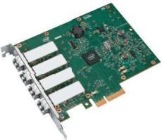 Intel I340-F4千兆四光口服务器网卡